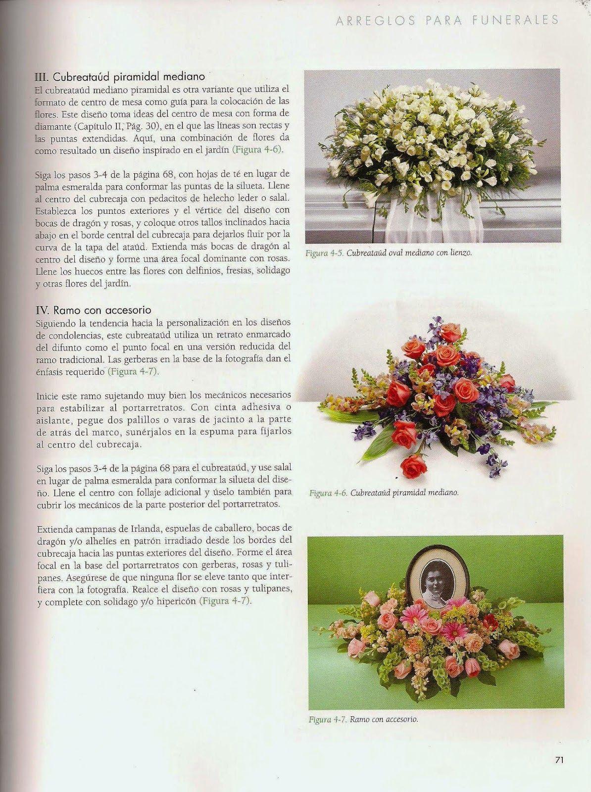 revistas de manualidades gratis   arreglos florales   Pinterest ...