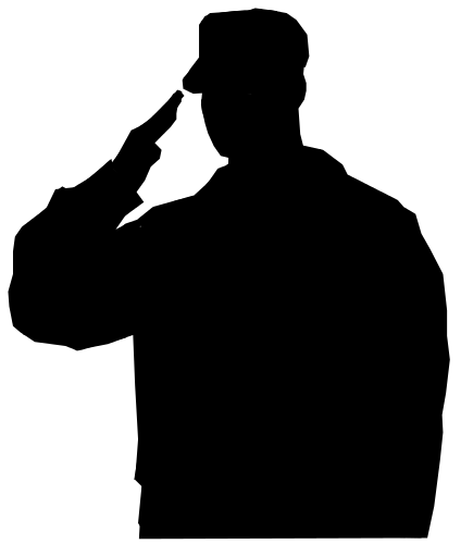 Army Soldier Silhouette Armed Services Army Soldier Silhouette Png Html Soldier Silhouette Silhouette Painting Silhouette