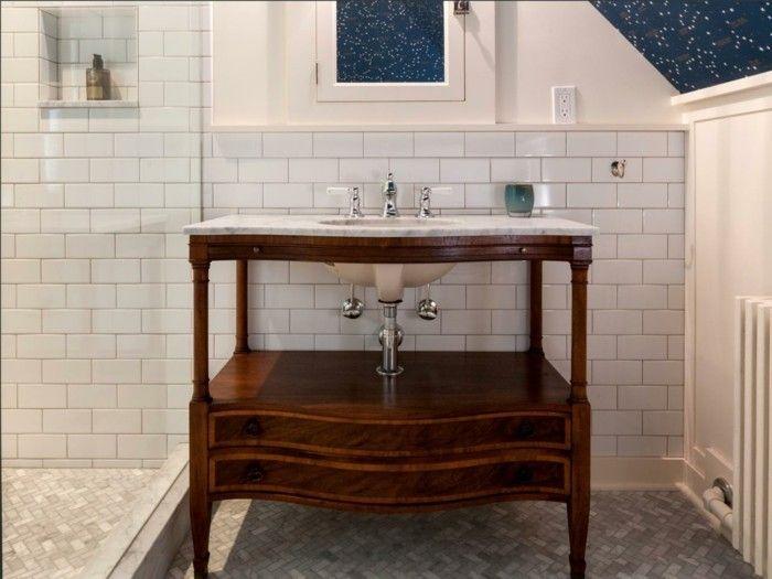 Kommode Aus Holz Diy Upcycling Idee Waschtisch Selber Bauen | Diy
