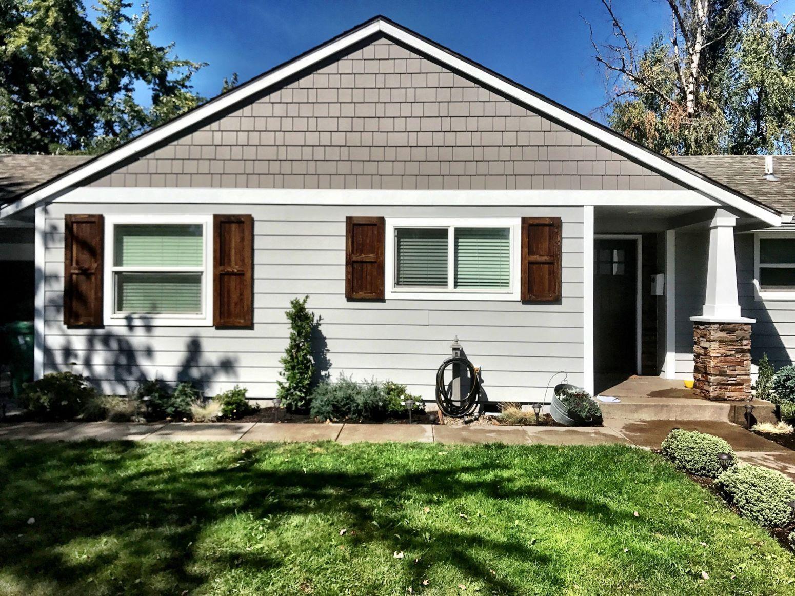 Diy exterior shutters adding curb appeal diy exterior
