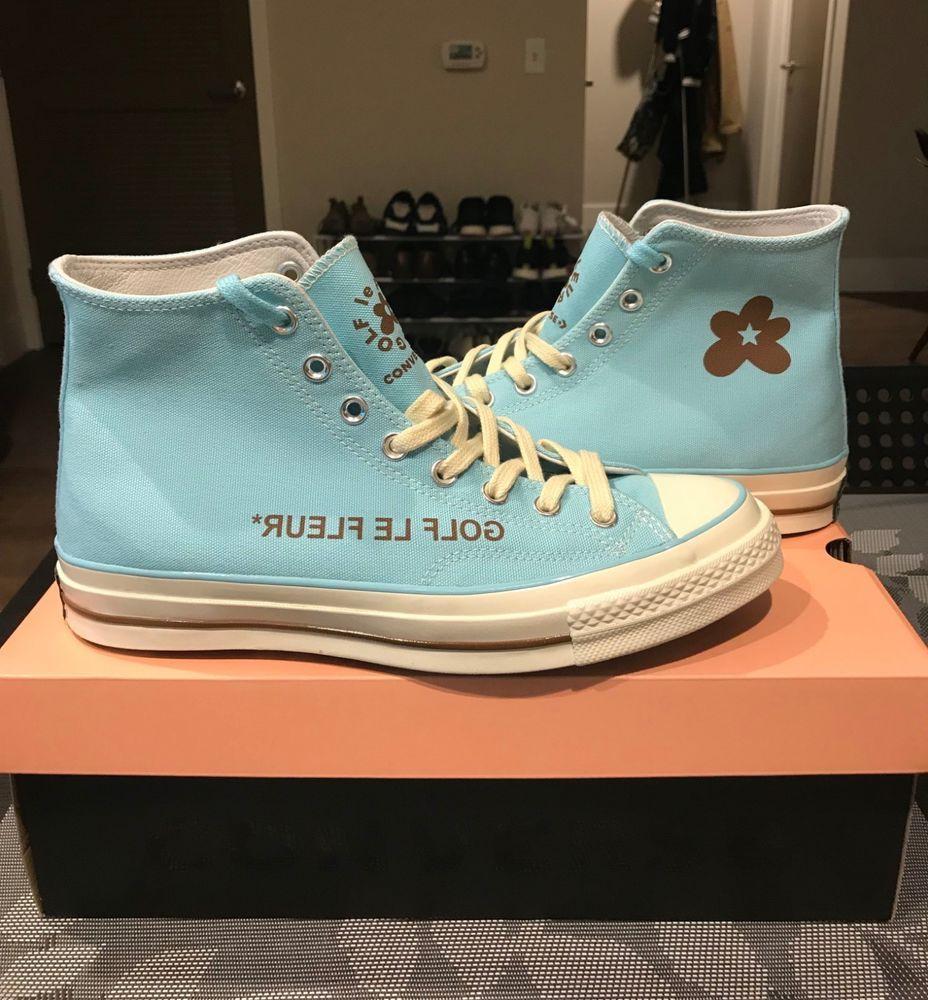 5eb9c78044a7 Camp Flog Gnaw 2018 VIP Converse Chuck High X Golf Le Fleur (9.5)  fashion   clothing  shoes  accessories  mensshoes  casualshoes (ebay link)