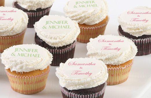 Eleni S New York Wedding Names Cupcakes Kristin With