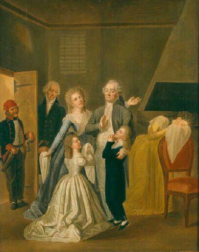 Domaine peinture ; histoire Dénomination Auteur/exécutant HAUER Jean ...