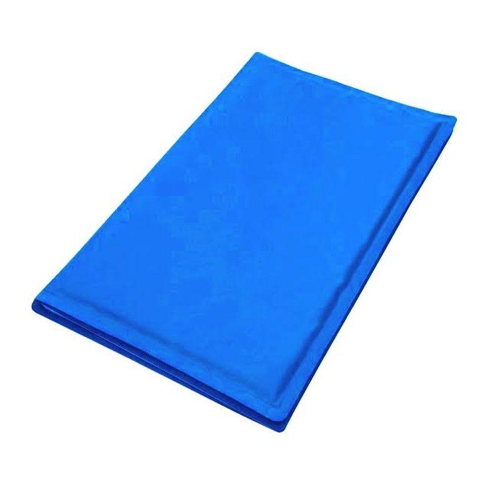 Gel Dog Cat Pet Cooling Cushion Pad, Self Cooling Mat Pad