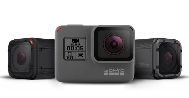 GoPro estrena las HERO5 Black y HERO5 Session junto al #drone Karma