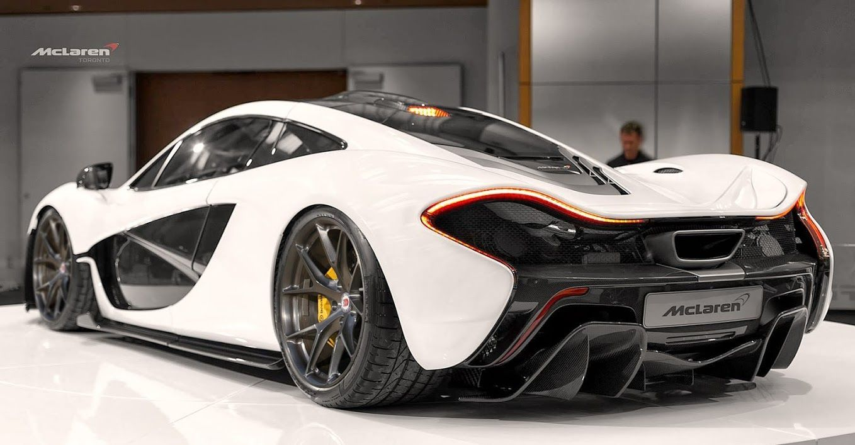 Best car photos McLaren P1