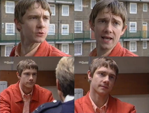 Young Martin in The Bill