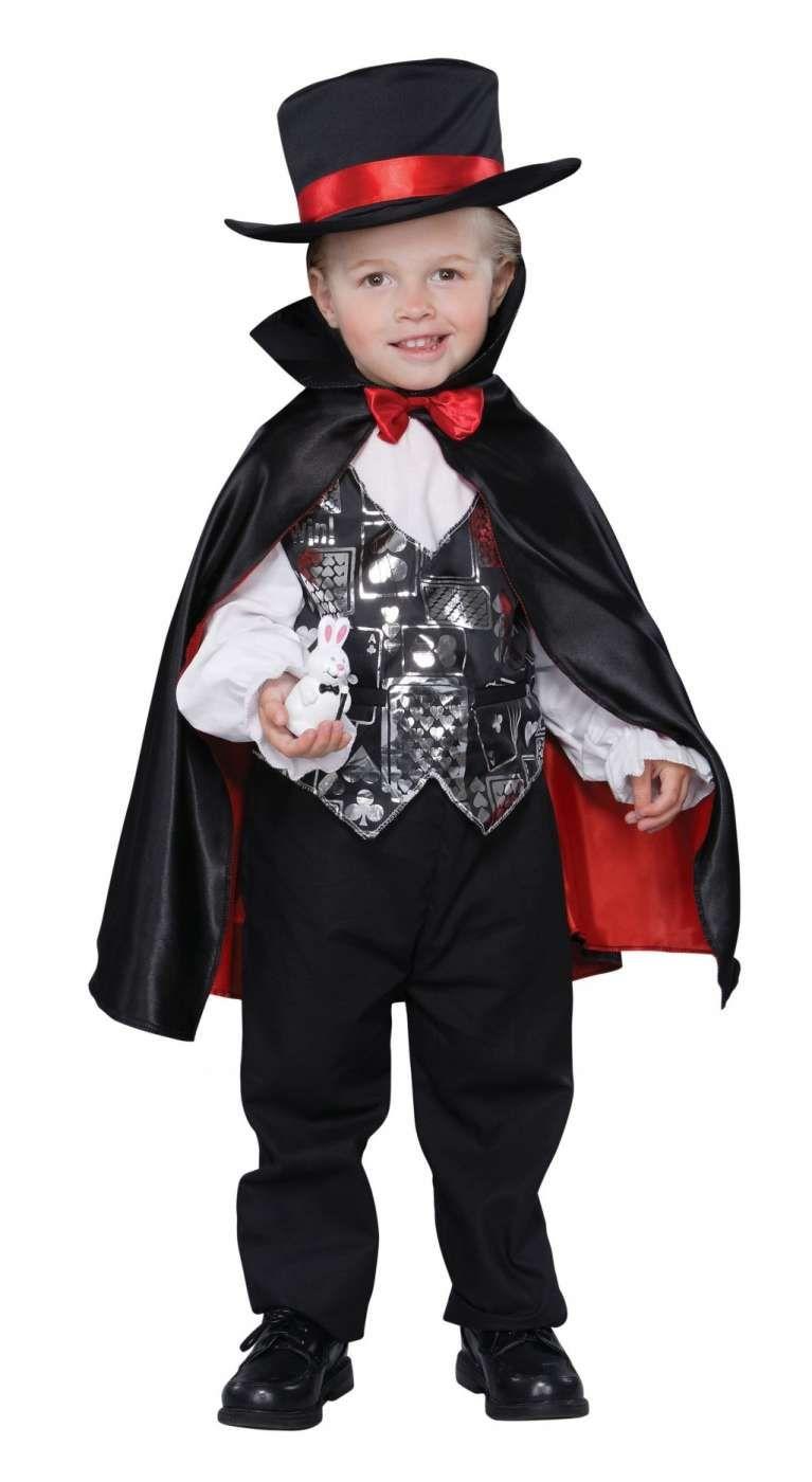 ed5f73055 Disfraz de mago para niño: Fotos de algunos modelos | Ellahoy ...