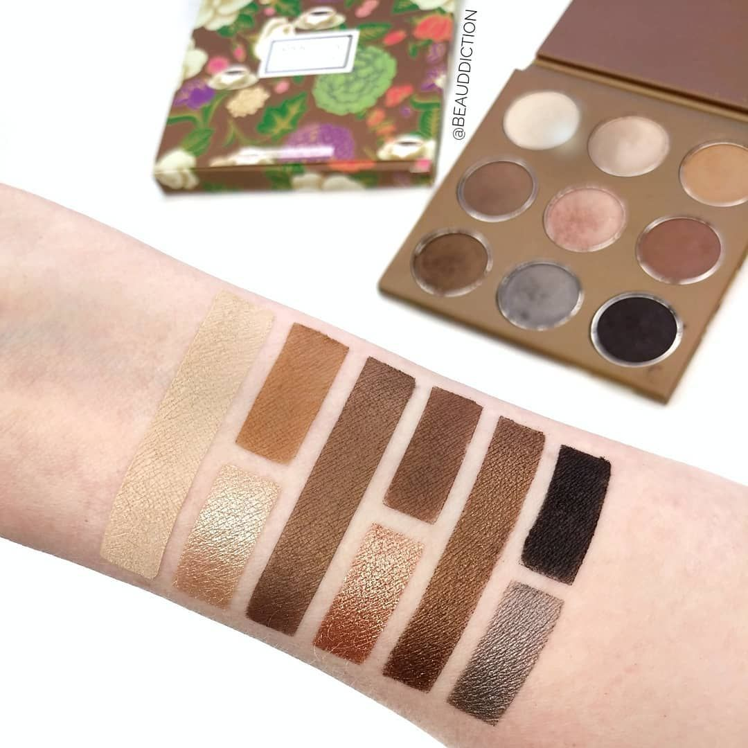 Winky Lux Coffee Palette In 2019 Products Winky Lux Beauty Makeup Coffee