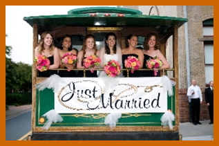 shuttles for people betweek wedding and reception - Google Search