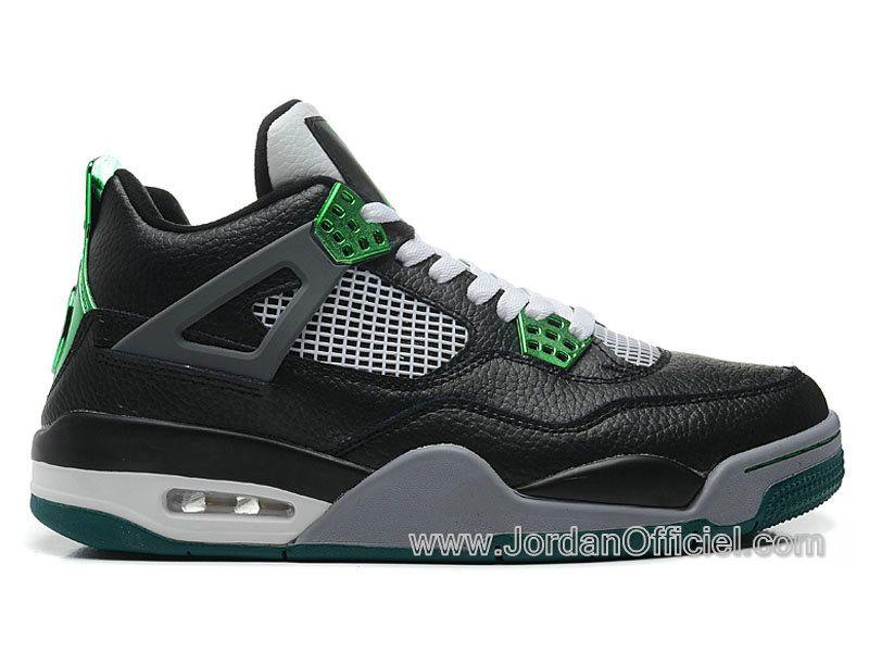 Air Jordan 4/IV Retro Chaussures Jordan Pour Homme Oregon Ducks 356375-267-