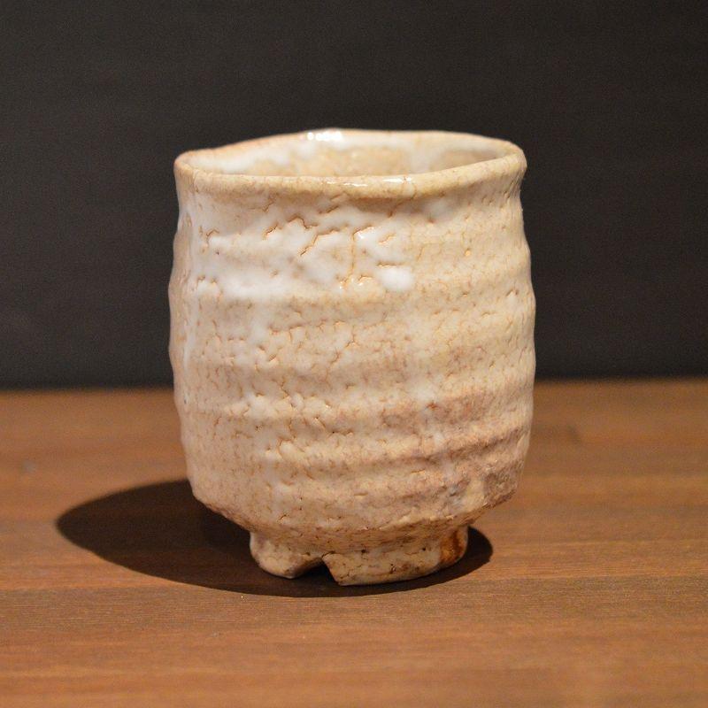 Japanese Ceramic Hagi Yaki Hagi Ware Made By Kohei Tanaka Yunomi Teacup With Wooden Box Hagiyakiya Hagi Ware Japanese Ceramics Wooden Boxes