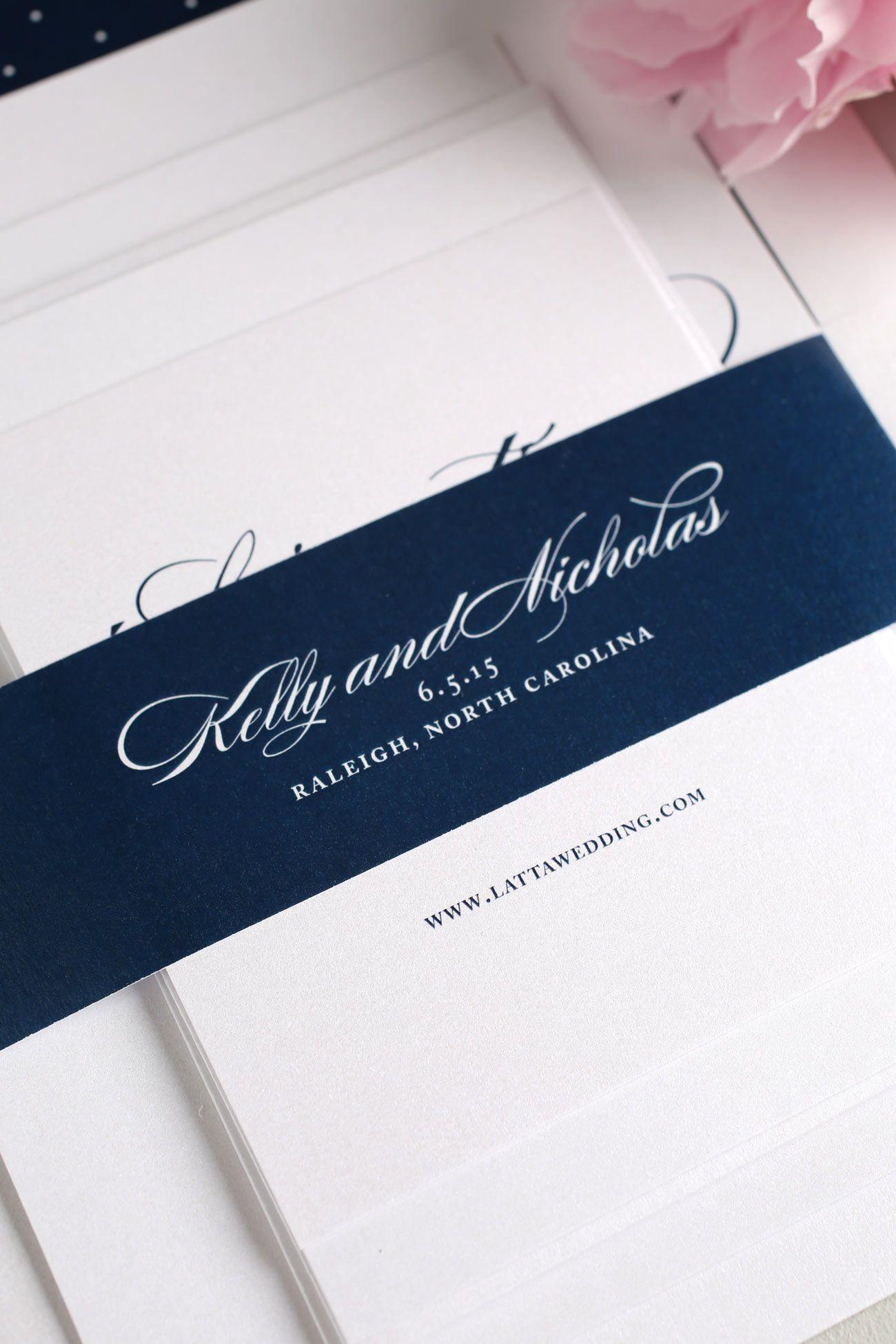 Elegant Navy Wedding Inspiration | Wedding, Navy weddings and Wedding