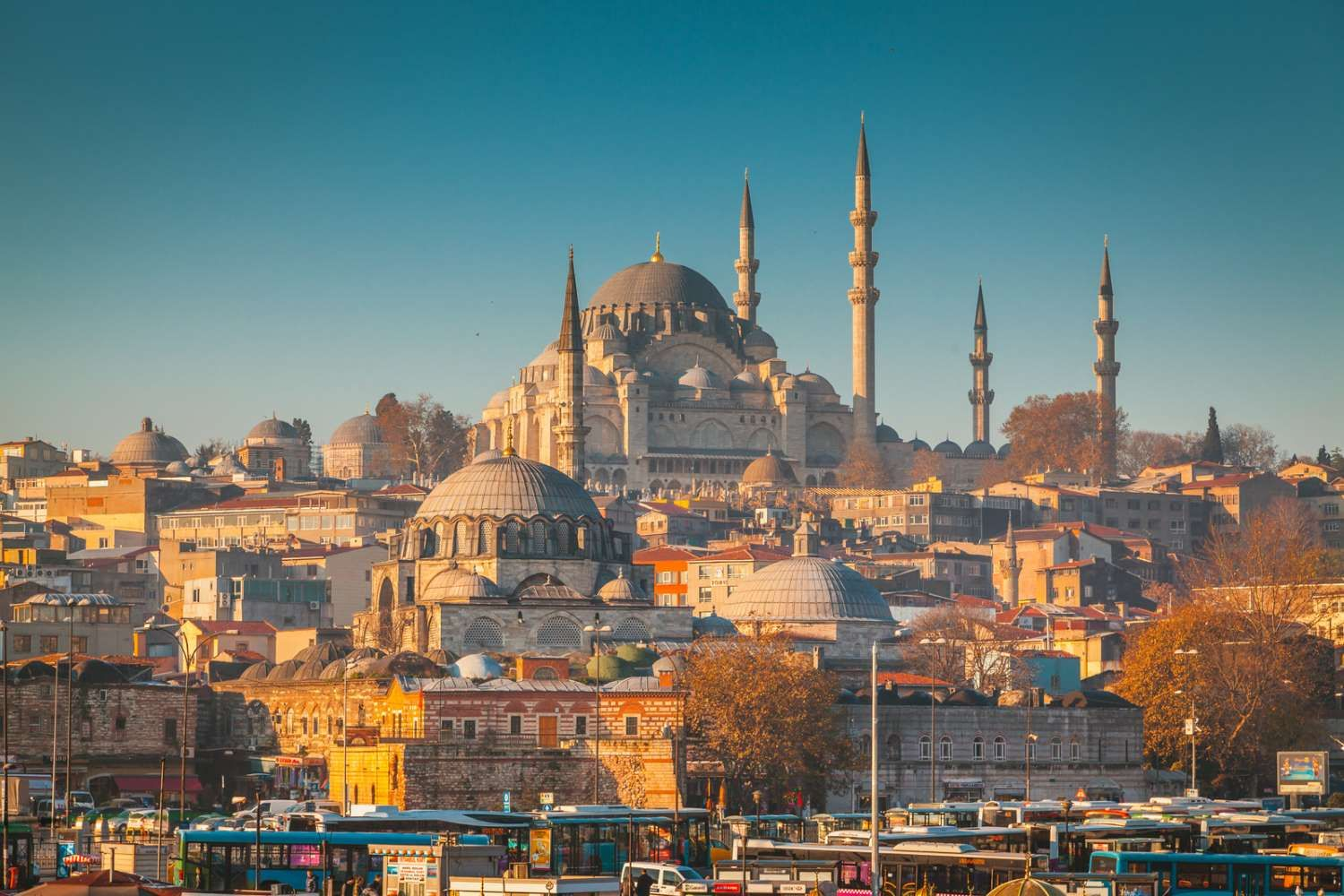 Istanbul Turkey  Shaoyang ZhouEyeEmGetty Images  Hot