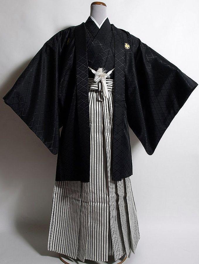 69f955815 Man's Traditional Kimono | Japón tradicional-cásico | Vestimenta ...