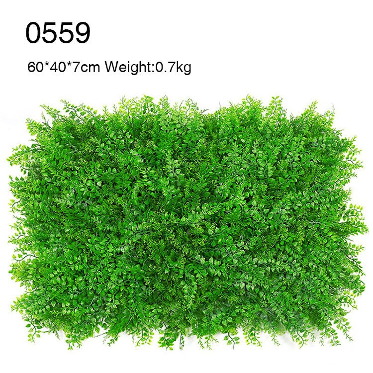 RESUP Artificial Plant Panel 40cm*60cm For Wall Decoration