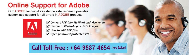 Adobe support nz