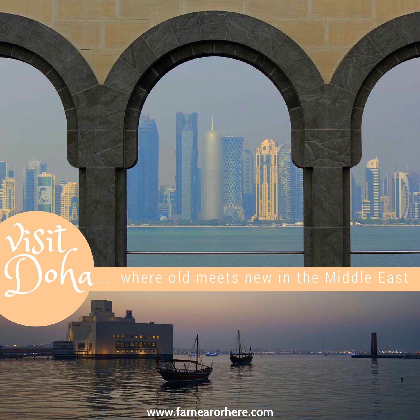 Destination Doha Doha Outdoor Swimming Pool 12th Century
