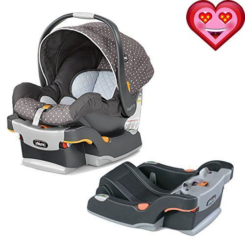 Chicco KeyFit 30 Infant Car Seat Base With Extra Lilla