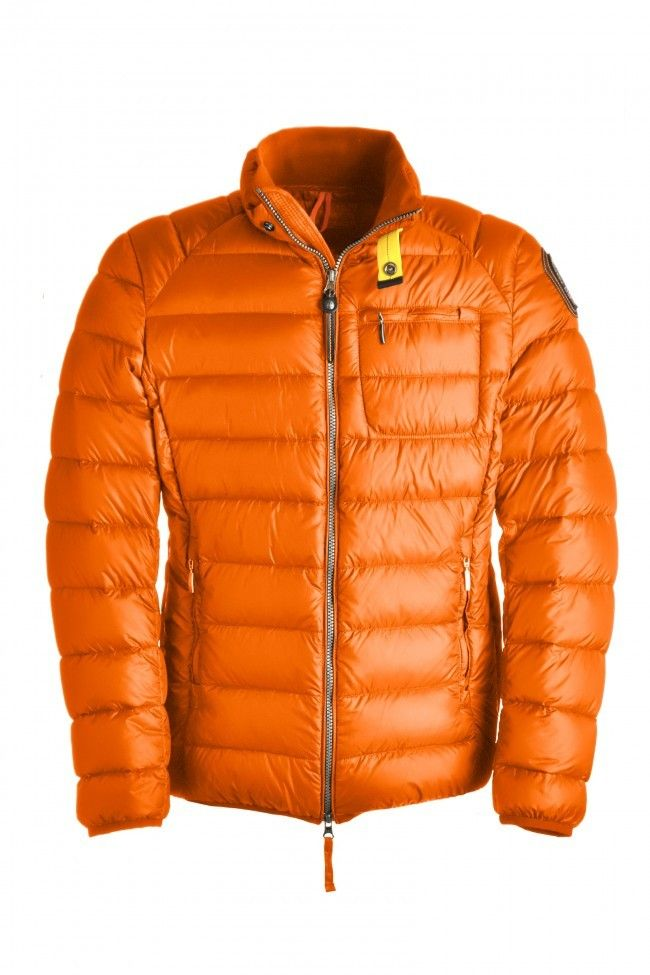 Parajumpers UGO Super Lightweight Spring 2013 Jacket Orange Man