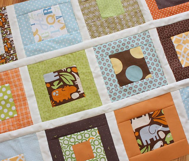 Very cute quilt pattern.