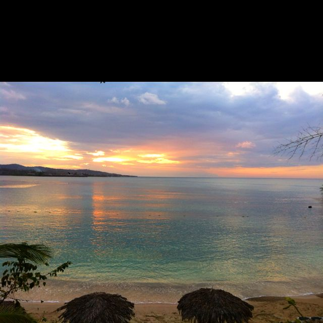 Sunset Cove Beach The Grand Palladium Jamaica Resort I Am
