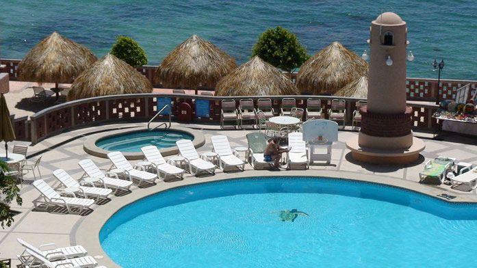 Sea Of Cortez Beach Club San Carlos Sonora Mexico