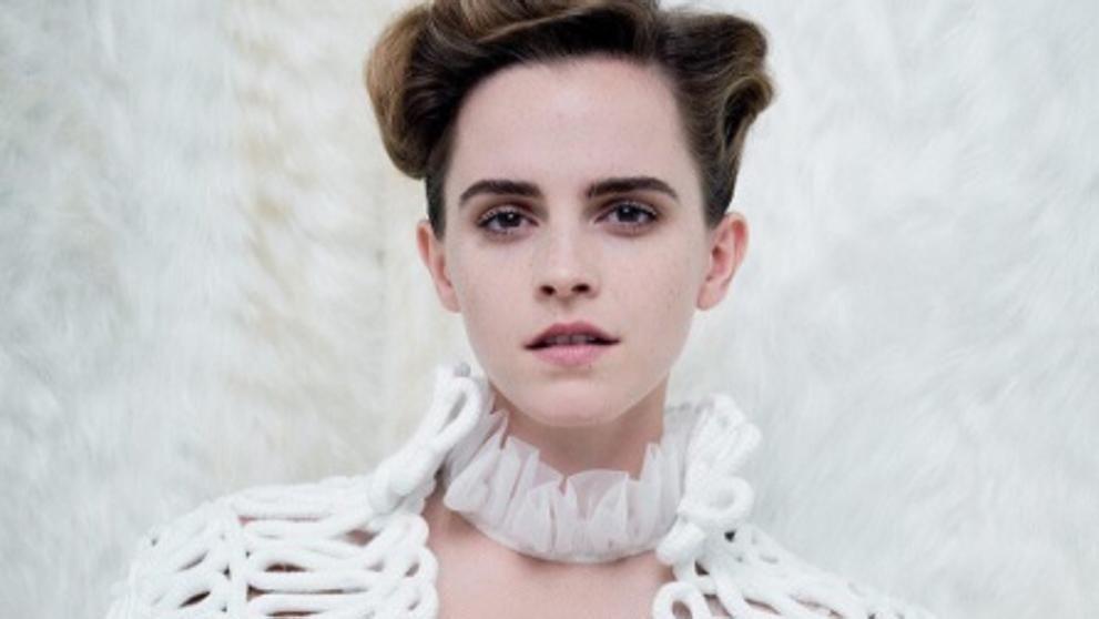 Mujeres Asombrosas Emma Watson