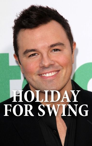 Seth MacFarlane performed songs from his album 'Holiday For Swing!' on Kelly & Michael. http://www.recapo.com/live-with-kelly-ripa/live-with-kelly-music/kelly-michael-seth-macfarlane-ted-2-mele-kalikimaka-review/