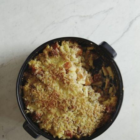 Leek & Parsley Macaroni Cheese   sheerluxe.com