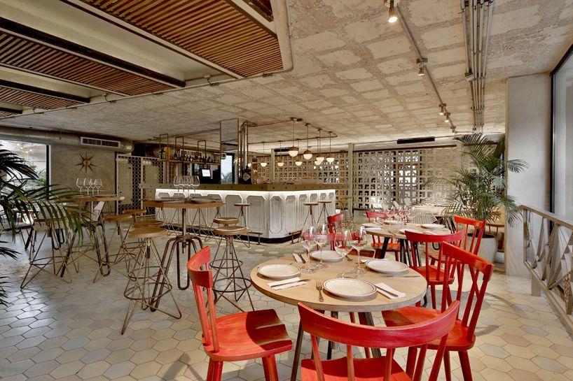 Colette Studio Reshapes Heritage Building Into Restaurant In