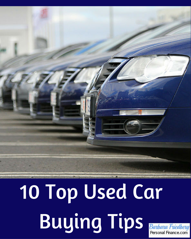 Top 10 Things to Consider When Buying a Used Car | Car and ...