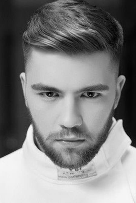 30+ Mens hairstyle short sides trends