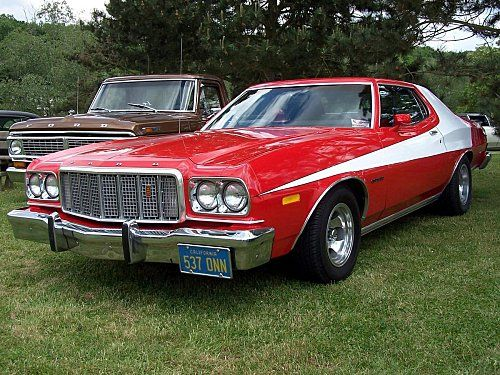 1974 ford gran torino de starsky et hutch my dream cars cars ford classic cars. Black Bedroom Furniture Sets. Home Design Ideas