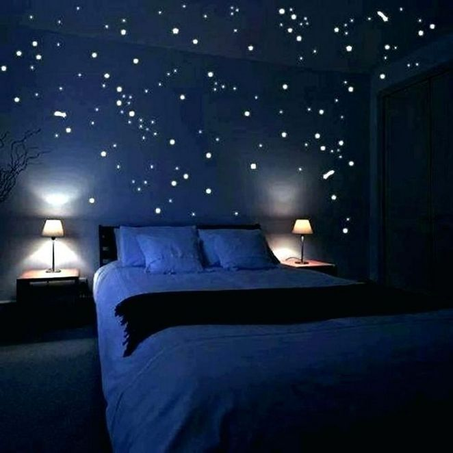 37+ The Fundamentals Of Galaxy Bedroom Decorating Ideas