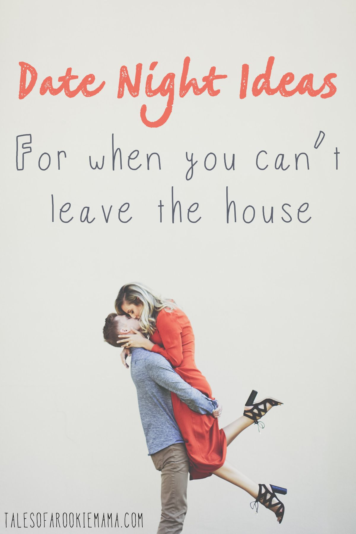 Date Night Ideas Home Edition