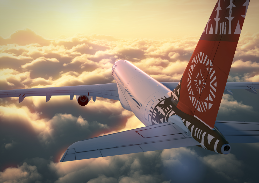 #inspiringbrands _Fiji Airways