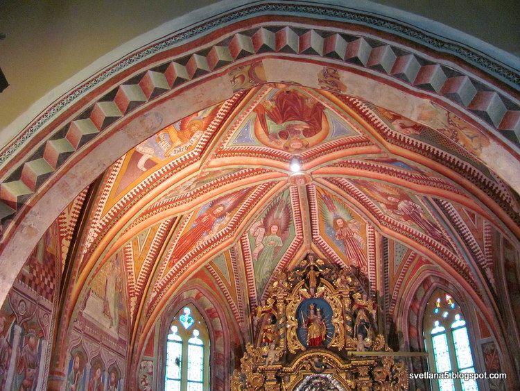 Foto zgodbe: Cerkev sv. Janeza Krstnika, v Suhi pri Škofji Loki...