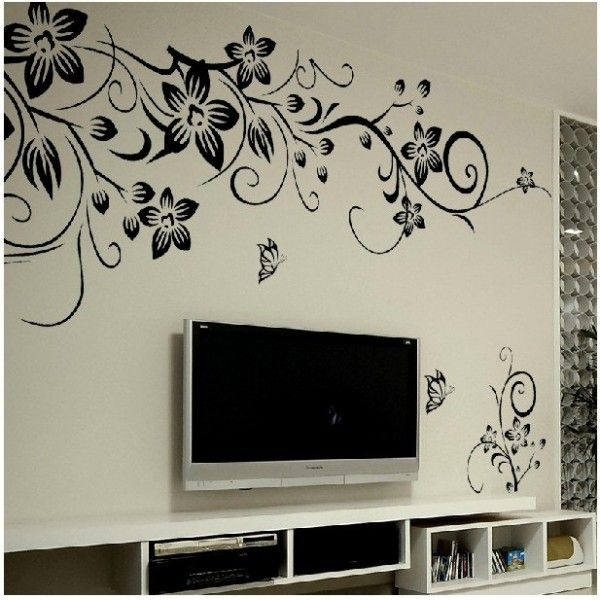 Black English Removable Wall QuotesA Place For Everything 1599 Worldwide FREE Shipping Decals Decor Quote