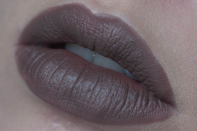 Quick Swatches: Some Of MAC The Matte Lip Collection ... |Mac Stone Lip Liner Discontinued