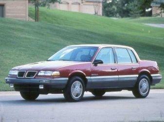 1989 Pontiac Grand Am Le 4 Door Sedan Pontiac Grand Am Pontiac Grands