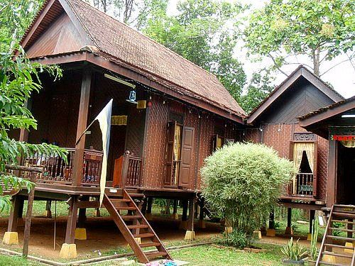 Different Homes Around The World Taman Mini Malaysia Melaka