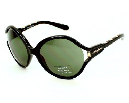 Guess by Marciano GM 613 BLKTO2 Black/Tortoise Sunglasses GUESS by Marciano. $85.88. Save 59%!