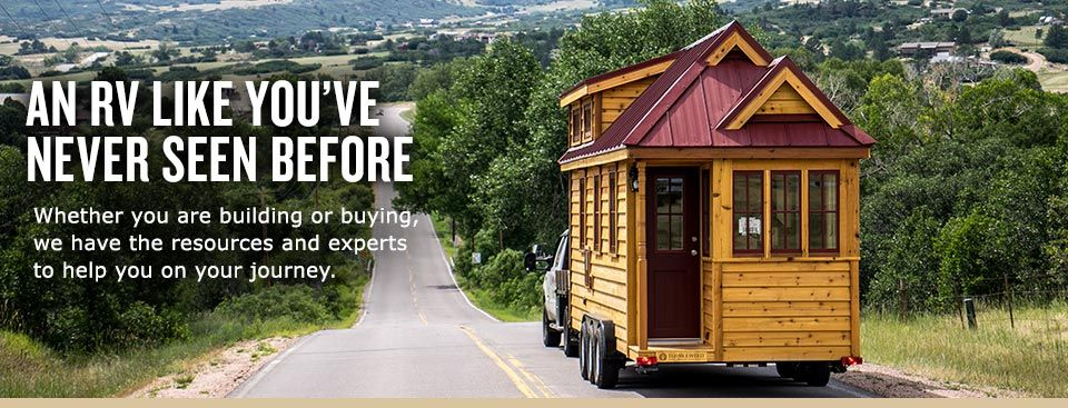 17 Best images about TINY HOMES RV TRAILERS on Pinterest