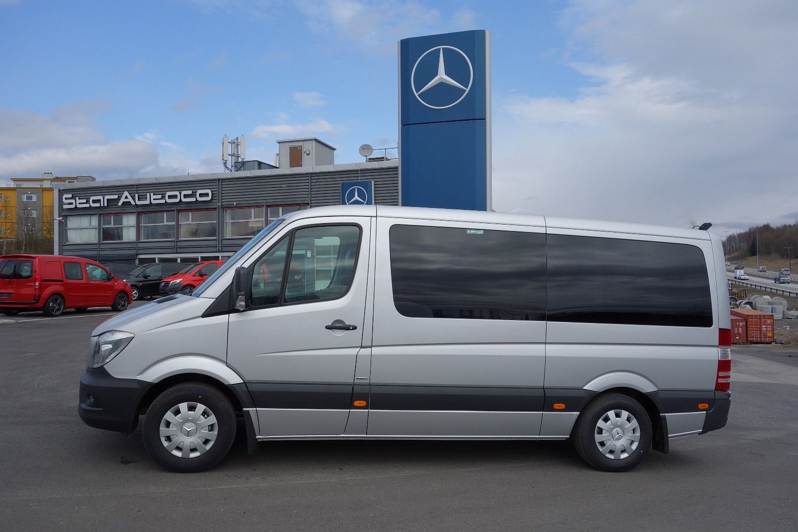 (1) FINN – Mercedes-Benz Sprinter