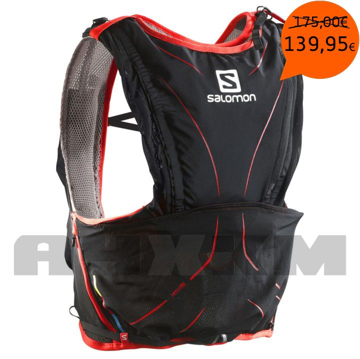 Mochila Hidratación S Lab Advanced 3 12 Set Running Clothes Sporty Outfits Athletic Tank Tops