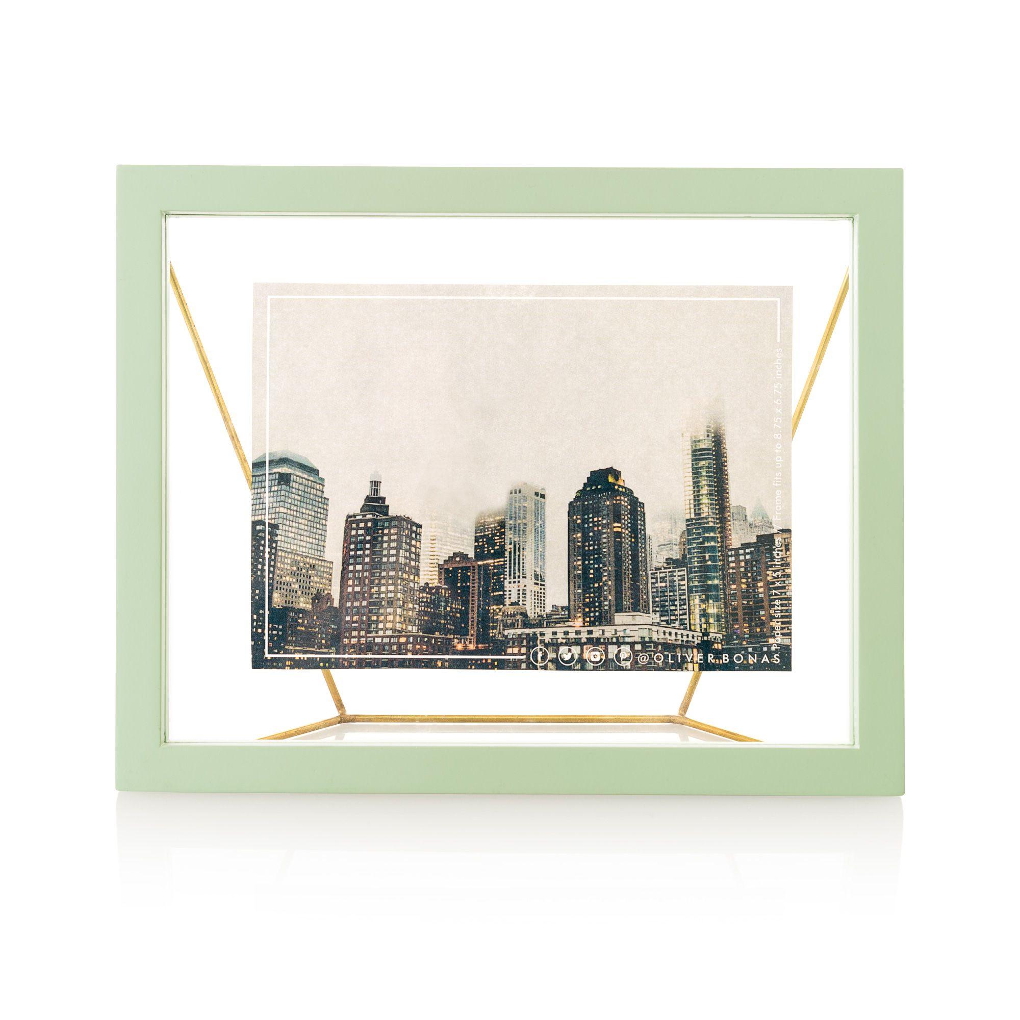 Buy the Large Loft Landscape Standing Floating Frame at Oliver Bonas ...