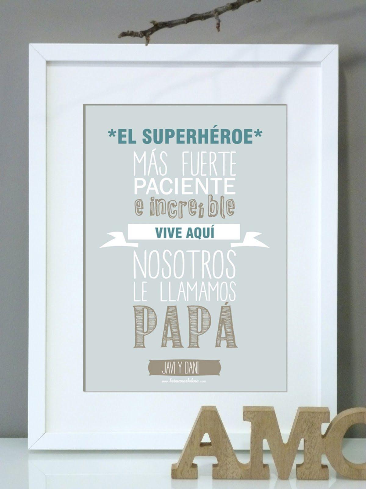 d286bea5441 regalos originales día del padre abuelo hermanas bolena Regalos Originales  Para Papa, Cartas Para Papa