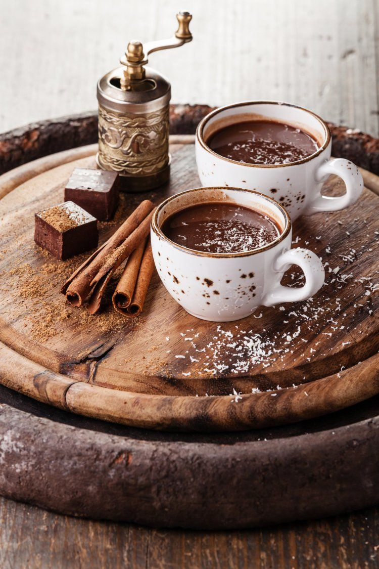 Photo of How about a cup of classic hot chocolate? 15 cozy cocoa reci…