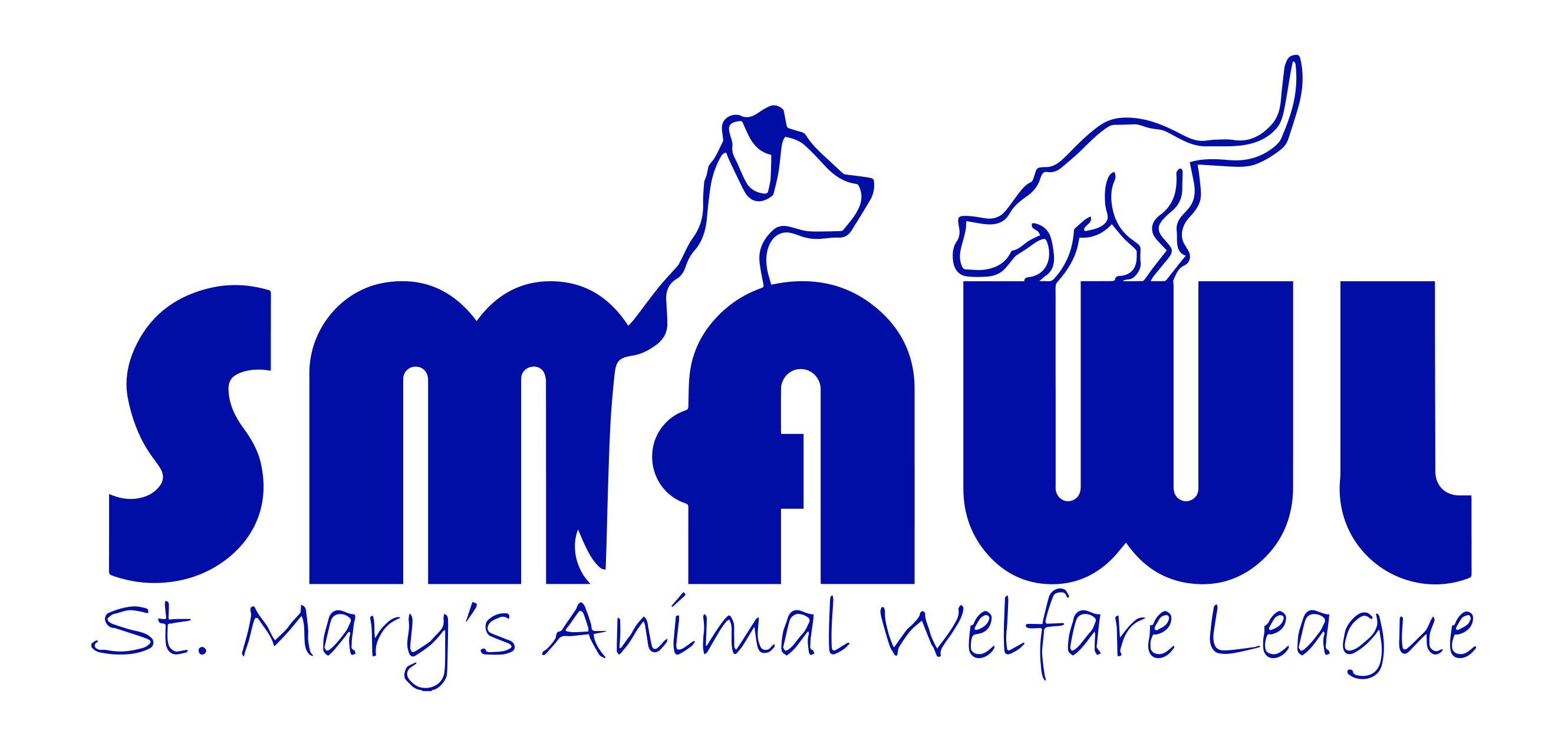 Smawl Logo Blue With Images Animal Welfare League Saving
